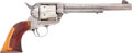 Military & Patriotic:WWII, Enigmatic Fully Engraved Colt SAA .45 Caliber Revolver #353046, Mfg. 1929...