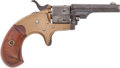 Military & Patriotic:Indian Wars, Colt Open Top .22 Caliber Pocket Revolver, # 65226, Mfg. 1875...