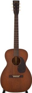 Musical Instruments:Acoustic Guitars, 1941 Martin 0-15 Natural Acoustic Guitar, #78302....