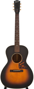 Musical Instruments:Acoustic Guitars, 1939 Gibson L-00 Sunburst Acoustic Guitar, #353?....