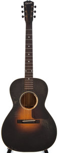 Musical Instruments:Acoustic Guitars, 1939 Gibson L-00 Sunburst Acoustic Guitar, #708....