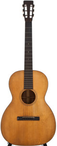 Musical Instruments:Acoustic Guitars, 1924 Martin 000-18 Natural Acoustic Guitar, #21542....