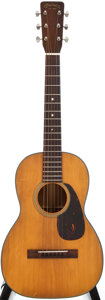 Musical Instruments:Acoustic Guitars, 1958 Martin 5-18 Natural Acoustic Guitar, #164365....