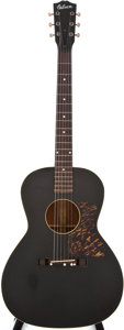 Musical Instruments:Acoustic Guitars, 1941 Gibson L-00 Black Acoustic Guitar, #5222G....