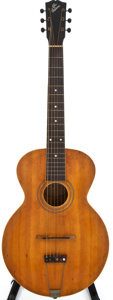 Musical Instruments:Acoustic Guitars, 1917 Gibson L-1 Natural Acoustic Guitar, #35474....