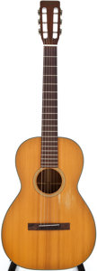 Musical Instruments:Acoustic Guitars, 1972 Martin 0-16NY Natural Acoustic Guitar, #311134....