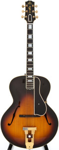Musical Instruments:Acoustic Guitars, 1925 Gibson L5 Sunburst Archtop Acoustic Guitar, #87259....