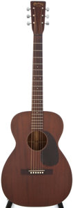 Musical Instruments:Acoustic Guitars, 1943 Martin Single 0-17 Natural Acoustic Guitar, #85853....