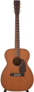 Musical Instruments:Acoustic Guitars, 1954 Martin 00-17 Natural Acoustic Guitar, #140534....