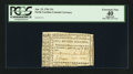 Colonial Notes:North Carolina, North Carolina April 23, 1761 15s PCGS Apparent Extremely Fine 40.....