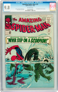 Silver Age (1956-1969):Superhero, The Amazing Spider-Man #29 (Marvel, 1965) CGC NM/MT 9.8 Off-whitepages....