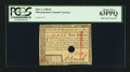 Colonial Notes:Massachusetts, Massachusetts May 5, 1780 $5 PCGS Choice New 63PPQ.. ...