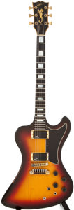 Musical Instruments:Electric Guitars, 1978 Gibson Artist Sunburst Electric Guitar, #713518095....