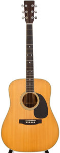 Musical Instruments:Acoustic Guitars, 1974 Martin D-35 Natural Acoustic Guitar, #342208....