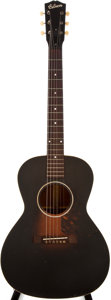 Musical Instruments:Acoustic Guitars, Mid 1930s Gibson L-00 Sunburst Acoustic Guitar, #N/A....