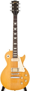 Musical Instruments:Electric Guitars, 1970s Gibson Les Paul Natural Electric Guitar, #623705....