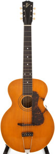 Musical Instruments:Acoustic Guitars, 1918 Gibson L-1 Natural Acoustic Guitar, #40401....