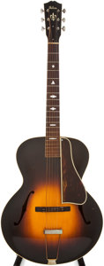 Musical Instruments:Acoustic Guitars, 1934 Gibson L7 Sunburst Archtop Acoustic Guitar, #91982....