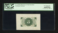 Fractional Currency:Third Issue, Fr. 1227SP 3¢ Third Issue Wide Margin Back PCGS Very Choice New 64PPQ.. ...