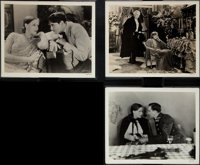 """Greta Garbo and Niles Asther in """"Wild Orchids"""" Lot (MGM,1929). Photos (3) (8"""" X 10""""). Drama. ... (To..."""