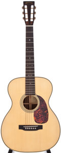 Musical Instruments:Acoustic Guitars, 2006 Martin 000-28 Natural Acoustic Guitar, #1171289....