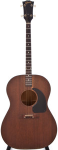 Musical Instruments:Acoustic Guitars, 1960 Gibson T-GO Natural Acoustic Tenor Guitar, #R4243....