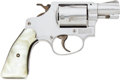 Military & Patriotic:WWI, Smith & Wesson Chiefs Special Stainless Steel Model 60 Revolveras New in the Original Box....