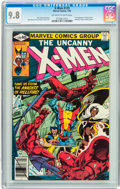 Modern Age (1980-Present):Superhero, X-Men #129 (Marvel, 1980) CGC NM/MT 9.8 Off-white to whitepages....