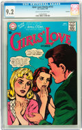 Silver Age (1956-1969):Romance, Girls' Love Stories #112 Savannah pedigree (DC, 1965) CGC NM- 9.2 Cream to off-white pages....