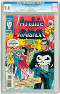 Modern Age (1980-Present):Humor, Archie Meets the Punisher #1 Savannah pedigree (Archie/Marvel,1994) CGC NM/MT 9.8 White pages....