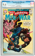 Silver Age (1956-1969):War, All-American Men of War #103 Savannah pedigree (DC, 1964) CGC NM+ 9.6 Cream to off-white pages....
