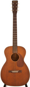 Musical Instruments:Acoustic Guitars, 1958 Martin 0-15 Natural Acoustic Guitar, #161802....