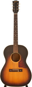Musical Instruments:Acoustic Guitars, 1957 Gibson LG-1 Sunburst Acoustic Guitar, #U59421....
