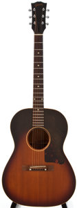 Musical Instruments:Acoustic Guitars, 1960 Gibson LG-1 Sunburst Acoustic Guitar, #R6708....