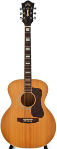 Musical Instruments:Acoustic Guitars, 1979 Guild FYOMNT Natural Acoustic Guitar, #20513....