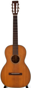 Musical Instruments:Acoustic Guitars, 1963 martin O-16 NY Natural Acoustic Guitar, #192096....