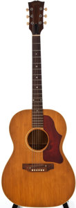 Musical Instruments:Acoustic Guitars, 1966/69 Gibson LG2 Natural Acoustic Guitar, #847198....