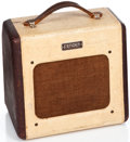 Musical Instruments:Amplifiers, PA, & Effects, 1950 Fender Champion 600 Tweed Amplifier, #763....