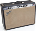 Musical Instruments:Amplifiers, PA, & Effects, Fender Pro Reverb Amp Black Guitar Amplifier, #A09752....