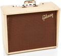 Musical Instruments:Amplifiers, PA, & Effects, Vintage Gibson GA-8 Gibsonette Tremolo Tan Guitar Amplifier, #101522....