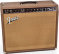 Musical Instruments:Amplifiers, PA, & Effects, 1962-63 Fender Pro-Amp Brown Guitar Amplifier, #55513 / RB2463 Jun13 1963....