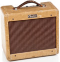 Musical Instruments:Amplifiers, PA, & Effects, Fender Champ-Amp Tweed Guitar Amplifier, #N/A....