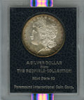 Additional Certified Coins, 1880-S $1 MS63 Uncertified. EX: Redfield Collection. NGC Census:(16379/88372). PCGS Population (23833/91236). Mintage: 8,9...