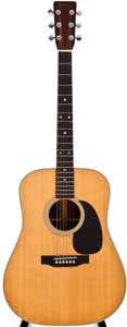 Musical Instruments:Acoustic Guitars, 1971 Martin D-28 Natural Acoustic Guitar, #2942000....
