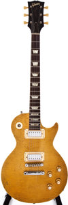 Musical Instruments:Electric Guitars, 1971 Gibson Les Paul Deluxe Goldtop Electric Guitar, #923529....