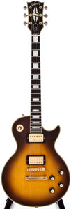 Musical Instruments:Electric Guitars, 1978 Gibson Les Paul Custom Tobacco Sunburst Electric Guitar, #70068500....