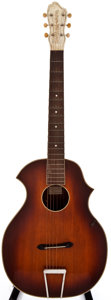 Musical Instruments:Acoustic Guitars, 1931 Kay Kraft Venetian Sunburst Archtop Guitar, #N/A....