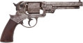 Military & Patriotic:Civil War, Starr M1858 Civil War .44 Caliber Double Action Percussion Revolver #9428....