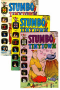 Silver Age (1956-1969):Humor, Stumbo Tinytown #2-13 File Copies Group (Harvey, 1963-66) Condition: Average VF+.... (Total: 12 Comic Books)