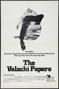 """The Valachi Papers (Columbia, 1972). One Sheets (3) (27"""" X 41"""") Three Styles. Crime. ... (Total: 3 Items)"""